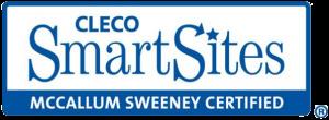 Cleco SmartSites logo