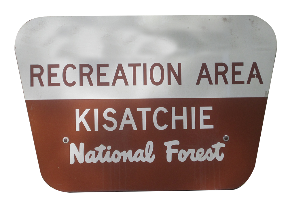 Kisatchie-Sign